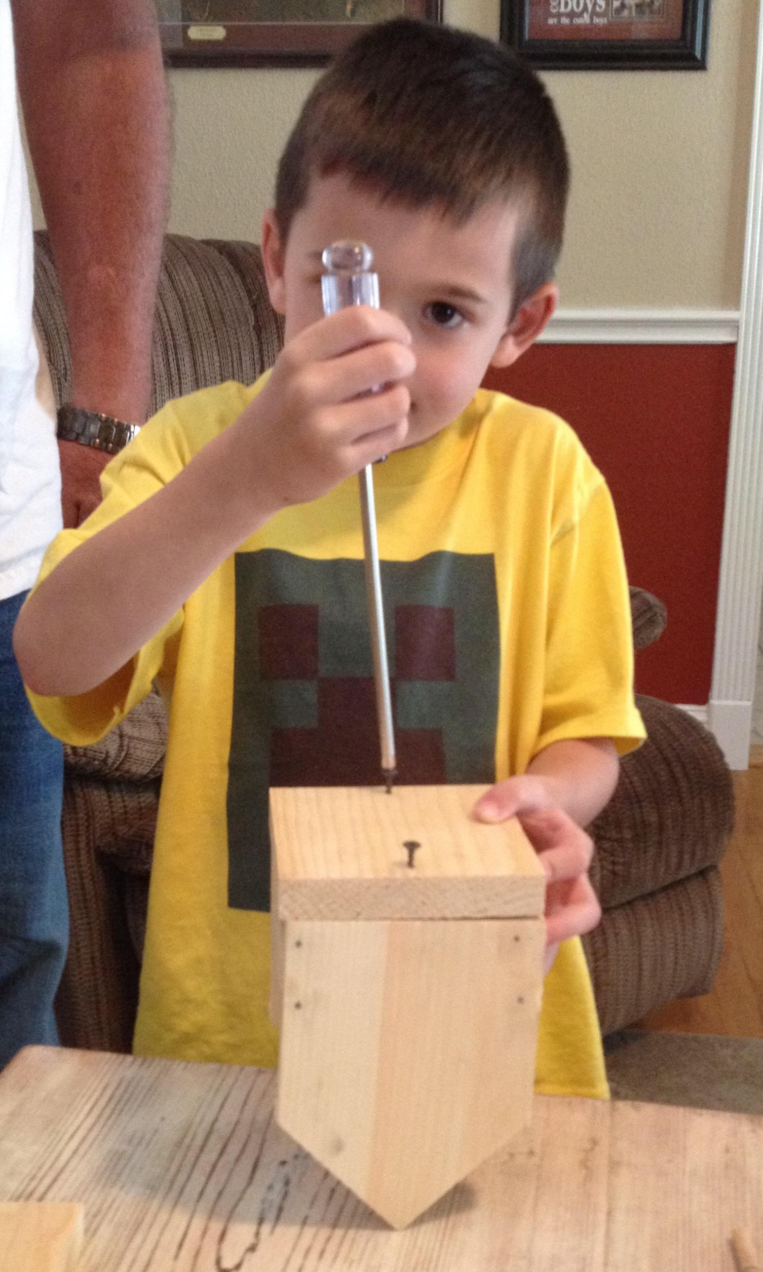 Home Depot Kids Workshops – Let s Go Junking