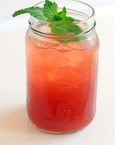 watermelon sweet tea