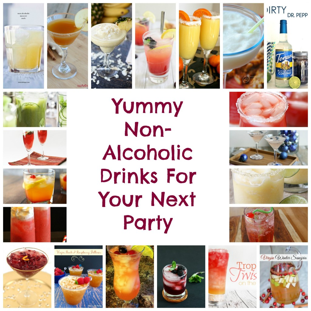 NonAlcohol Collage
