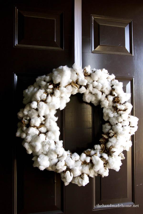 handmade_cotton_wreath  the handmade home