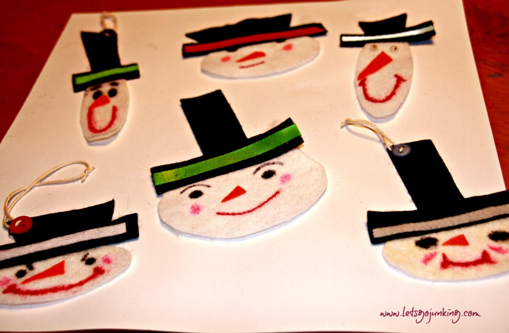 all snowmen
